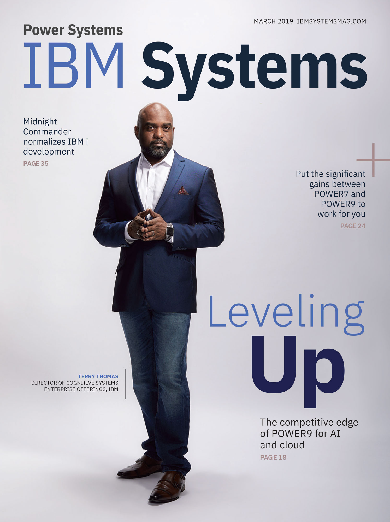 Terry-Thomas-IBM-Systems-Magazine-Cover